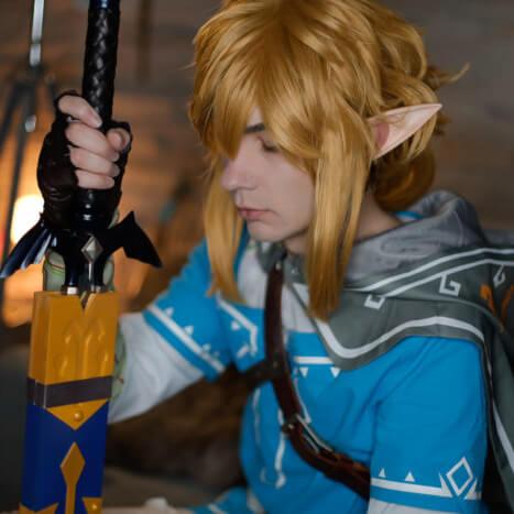 Link Cosplay SnowDragon