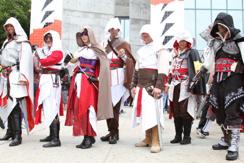 Assassins Creed Cosplay buy