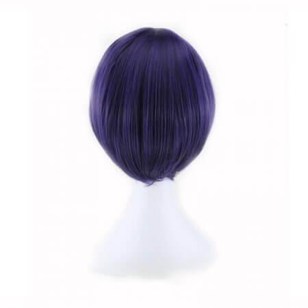 Tokyo Ghoul Touka Kirishima Wig Cosplay Costume Kirishima Toka Women Short Synthetic Hair Halloween + Wig Cap 2