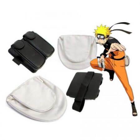 Naruto Uzumaki Naruto Uchiha Sasuke Glove Prop Cosplay Anime Shuriken Weapons Accessories Glove 5