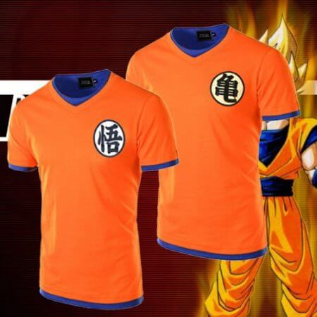 Anime Dragon Ball Hoodie Cosplay 3D Super Saiyan Dragonball Z Dbz Son Goku Pocket Hooded Sweatshirts Hoodies T-shirt Men Women 2