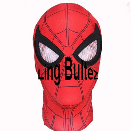 Ling Bultez High Quality Spiderman Homecoming Cosplay Costume 2017 Tom Holland Spider Man Suit 2017 Homecoming Spiderman Costume 4