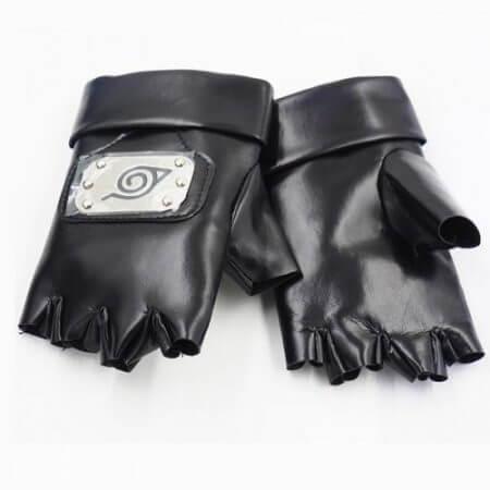 Naruto Uzumaki Naruto Uchiha Sasuke Glove Prop Cosplay Anime Shuriken Weapons Accessories Glove 2