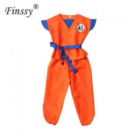 Dragon Ball Z Son Goku Turtle senRu Cosplay Costume for Boys Halloween Carnival Costume for Kids Party Uniform Dress New Year 1