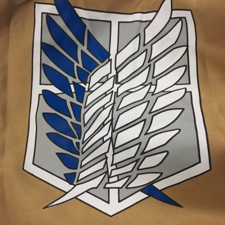 Attack On Titan Cosplay Shingeki No Kyojin Cosplay Jacket Japanese Anime Brown Coat Women Man Adults 2