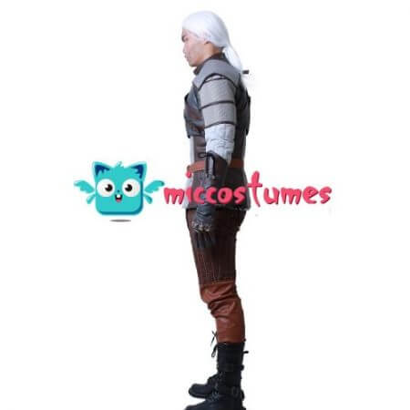 Wild Hunt Geralt of Rivia Cosplay Costume 3