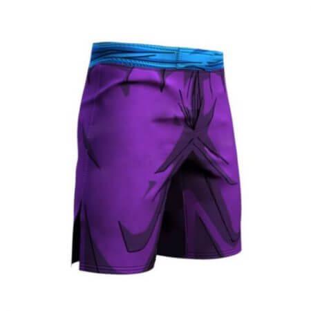 Dragon Ball Z Men Quick dry Trouser Cosplay Son Goku Vegeta Trunks Goku Piccolo Summer Middle Pants High Flexibility Sportwear 4