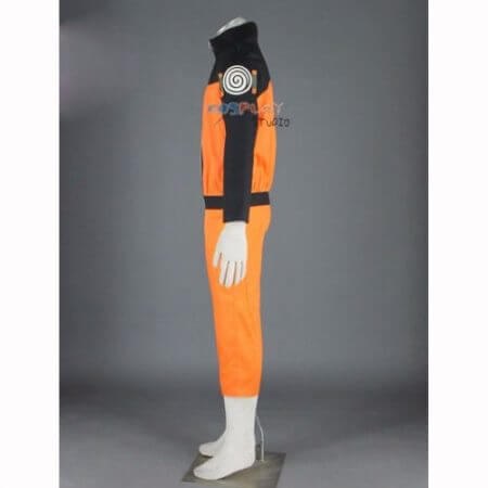 Naruto Cosplay Costumes Anime Naruto Outfit For Man Show Suits Japanese Cartoon Costumes Naruto Coat Top Pants Adults 2