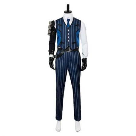 OW Cosplay Costume Shimada Hanzo Cosplay Costume Suit Adult Men Halloween Carnival Costumes 1