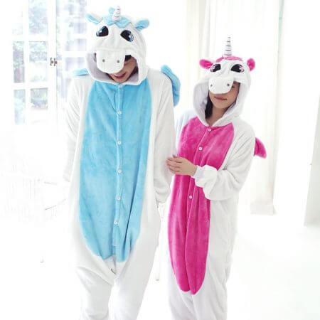 Women Men Kigurumi rilakkuma 2