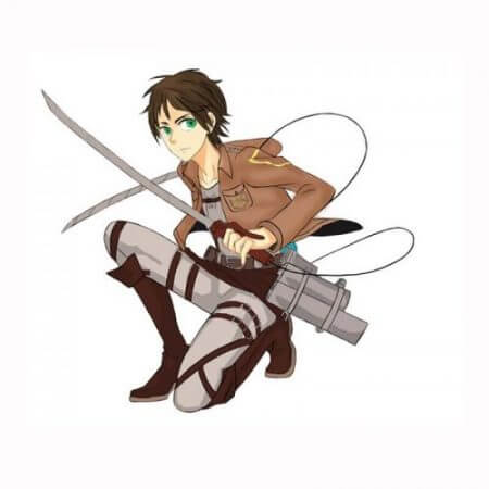 Attack On Titan Cosplay Shingeki No Kyojin Cosplay Jacket Japanese Anime Brown Coat Women Man Adults 5
