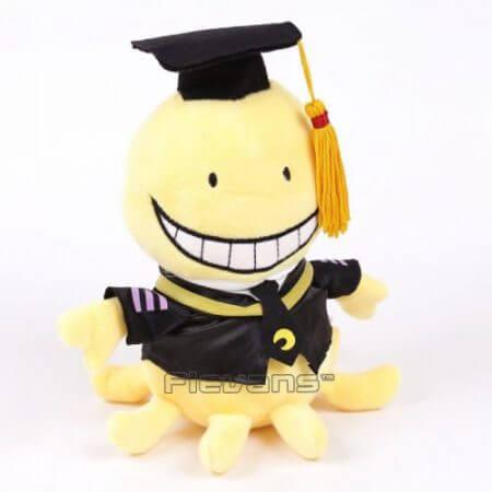 Anime Cartoon Assassination Classroom Korosensei Plush Toy Soft Stuffed Doll 19cm/29cm 1