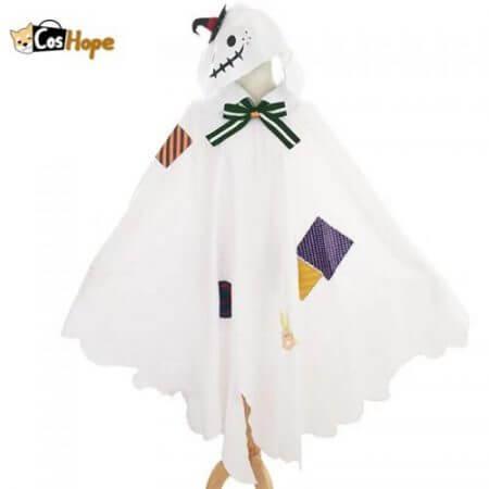 Boku No Hero Academia Ghost Deku Cosplay My Hero Academia Midoriya Izuku Halloween Cosplay Christmas Cloak Cape Robe Costumes fo 1