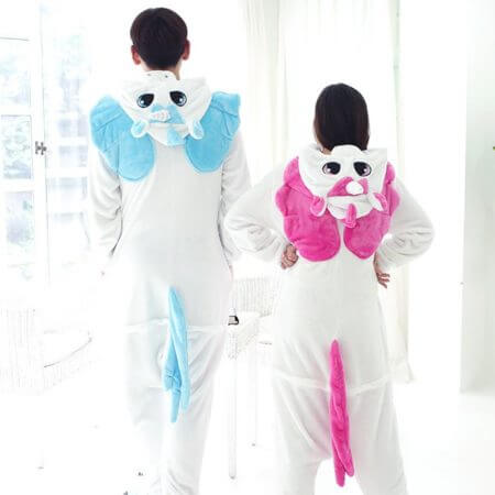 Women Men Kigurumi panda 3