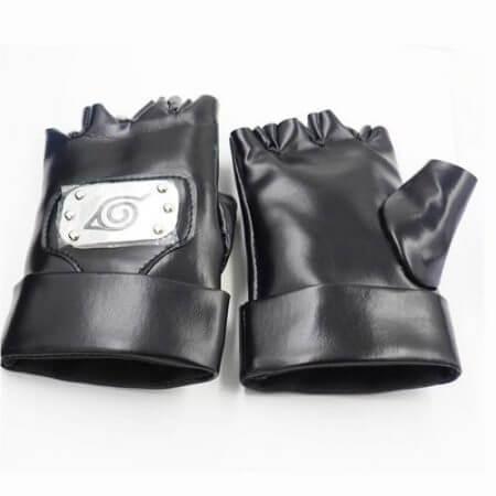 Naruto Uzumaki Naruto Uchiha Sasuke Glove Prop Cosplay Anime Shuriken Weapons Accessories Glove 3