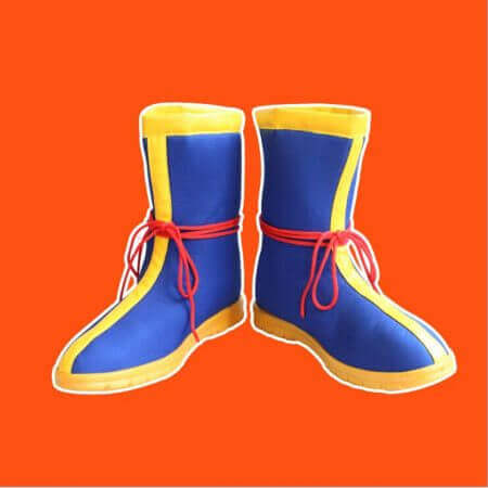 Anime Dragon Ball Heroes Z Son Goku Shoes Cosplay Boots Costume New Arrival 1