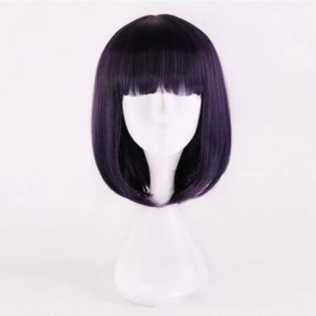 Anime Sailor Moon Cosplay Wigs Sailor Saturn Cosplay Wig Heat Resistant Synthetic Wig Halloween Carnival Party Women Cosplay Wig 1