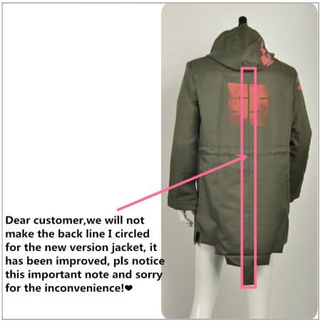 In Stock Super Danganronpa 2 Nagito Komaeda Nagito Army Green Color Jacket Hoodies ONLY Cosplay Costume Custom with Real Pockets 1