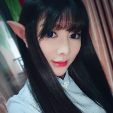 1 Pair Elf Ears fairy Cosplay Accessories Latex Soft Prosthetic False Ear Halloween Party Masks Cos Mask 1