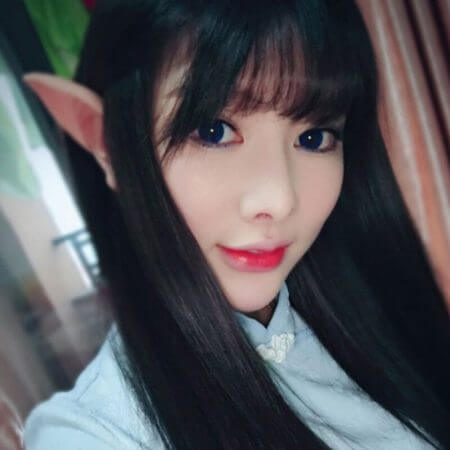 1-3 Pairs Latex Elf Ears Pointed Cosplay Mask Accessories Halloween Masquerade Party Anime Fairy Costumes Deep Color W15 3