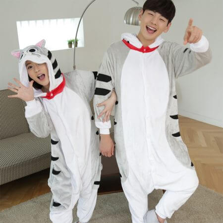 Women Men Kigurumi panda 4