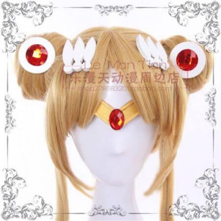 Japan Sailor Moon Tsukino Usagi wig
