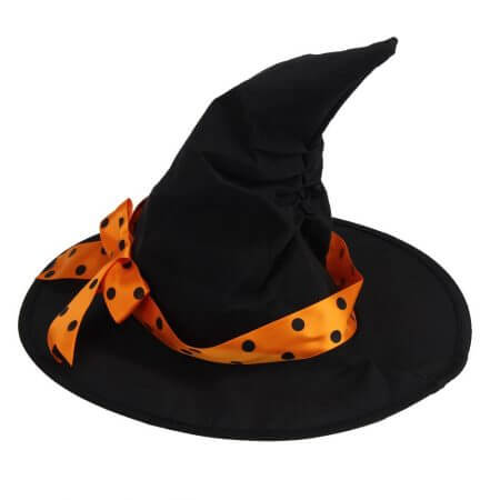 2019 New Arrival Halloween Party Children Kids Cosplay Witch Costume For Girls Halloween Costume Party Witch Dress With Hat #30 3