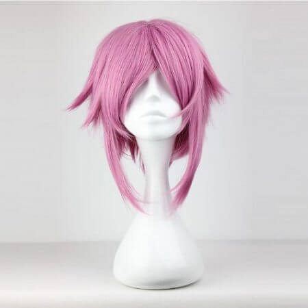 Anime Sword Art Online Cosplay Wig Lisbeth Hair Cosplay Wigs Heat Resistant Synthetic Shinozaki Rika Halloween Carnival Party 1