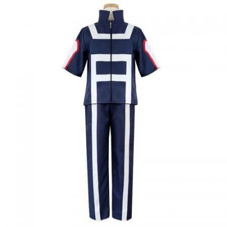 My Hero Academia Boku no Hero Academia Cosplay Gym Sport Costume Suit Uniform 1