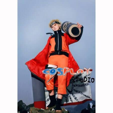 Naruto Cosplay Costumes Anime Naruto Outfit For Man Show Suits Japanese Cartoon Costumes Naruto Coat Top Pants Adults 4