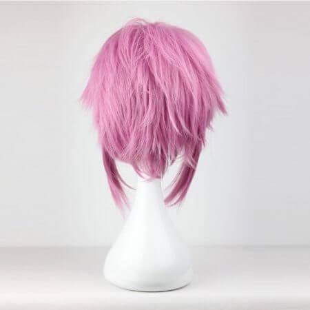 Anime Sword Art Online Cosplay Wig Lisbeth Hair Cosplay Wigs Heat Resistant Synthetic Shinozaki Rika Halloween Carnival Party 3