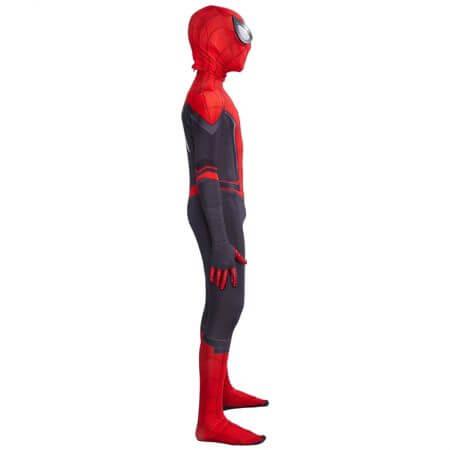 Kids Spider Man Far From Home Peter Parker Cosplay Costume Zentai Spiderman Superhero Bodysuit Suit Jumpsuits Halloween Costume 3