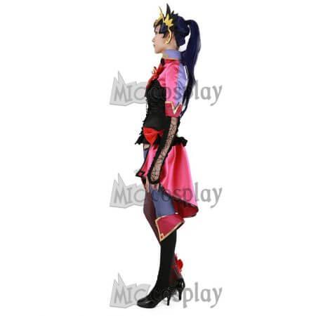 [Miccostumes x Shourca]OW Magical Girl Widowmaker Cosplay Costume with Headdress 3
