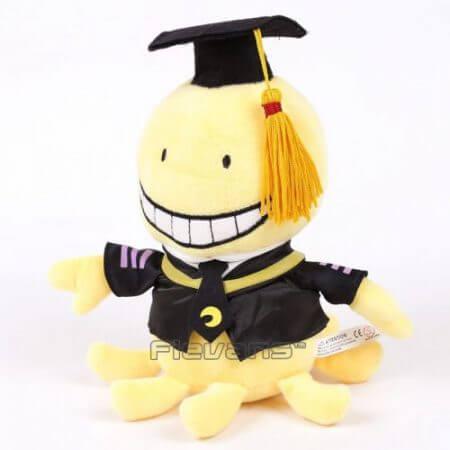 Anime Cartoon Assassination Classroom Korosensei Plush Toy Soft Stuffed Doll 19cm/29cm 3