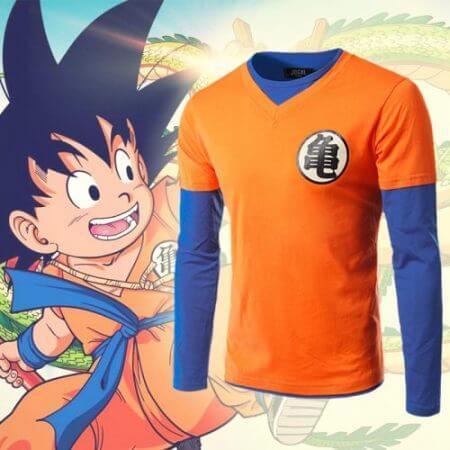 Anime Dragon Ball Hoodie Cosplay 3D Super Saiyan Dragonball Z Dbz Son Goku Pocket Hooded Sweatshirts Hoodies T-shirt Men Women 3