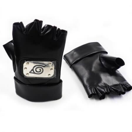 Naruto Uzumaki Naruto Uchiha Sasuke Glove Prop Cosplay Anime Shuriken Weapons Accessories Glove