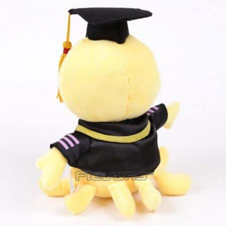 Anime Cartoon Assassination Classroom Korosensei Plush Toy Soft Stuffed Doll 19cm/29cm 2