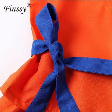 Dragon Ball Z Son Goku Turtle senRu Cosplay Costume for Boys Halloween Carnival Costume for Kids Party Uniform Dress New Year 4