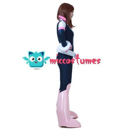 My Hero Academia Ochako Uraraka Cosplay Jumpsuit Costume 3
