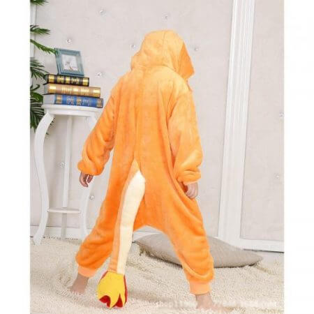 Japan Adult Pokemon Pikachu Kigurumis Cosplay Footed One Piece Pajamas Onesie Costume Fleece Clothing Children's animal pajamas 2