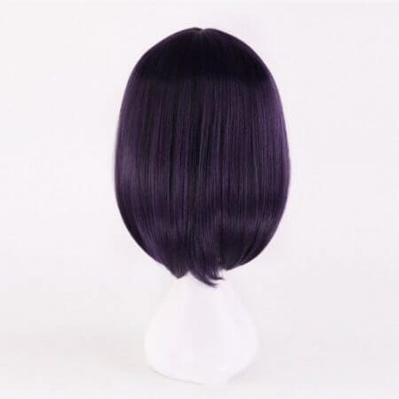 Anime Sailor Moon Cosplay Wigs Sailor Saturn Cosplay Wig Heat Resistant Synthetic Wig Halloween Carnival Party Women Cosplay Wig 4