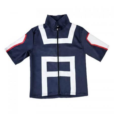 My Hero Academia Boku no Hero Academia Cosplay Gym Sport Costume Suit Uniform 3