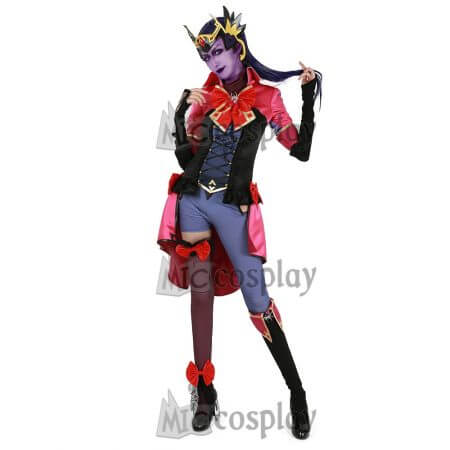 [Miccostumes x Shourca]OW Magical Girl Widowmaker Cosplay Costume with Headdress