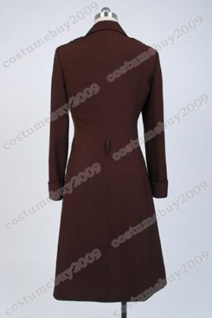 Attack on Titan Shingeki no Kyojin Eren Jaeger Rivaille Cosplay Costume Long Coat Jacket Cape 2