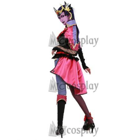 [Miccostumes x Shourca]OW Magical Girl Widowmaker Cosplay Costume with Headdress 2