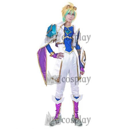 cos New Skin Ezreal Cosplay Costume