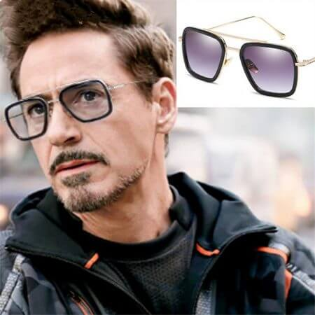 tony Stark E.D.I.T.H Glasses