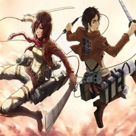 Takerlama Cosplay Attack on Titan Shingeki no Kyojin Leather Skirt Hookshot Belt Costume Chocolate Leather Apron Belt Skirt 4