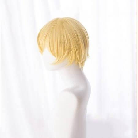 Anime Sword Art Online: Alicization Cosplay Wig Eugeo Cosplay Wig Heat Resistant Synthetic Wig Halloween Carnival Party Cosplay 3