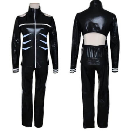 Japanese Anime Tokyo Ghoul Cosplay Kaneki Ken Cosplay Costume Hoodie Jacket Pants Shorts Full Set Outfits Men Uniforms Masks 1